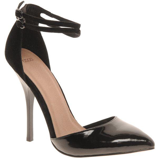 Asos Prior Pointed High Heels ($79) via Polyvore