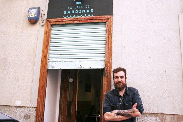 #Restaurantes #Madrid: La Lata De Sardinas. ¡GUT!