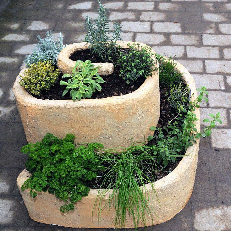 Kitchen Garden Ideas Pinterest: Best 25+ Kitchen Herb Gardens Ideas On Pinterest
