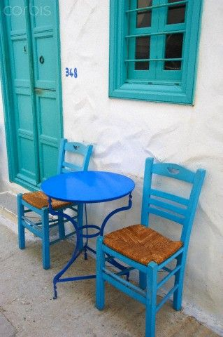 Greece, Cyclades, Amorgos Island, Langada village - 42-53004391 - Rights Managed - Stock Photo - Corbis