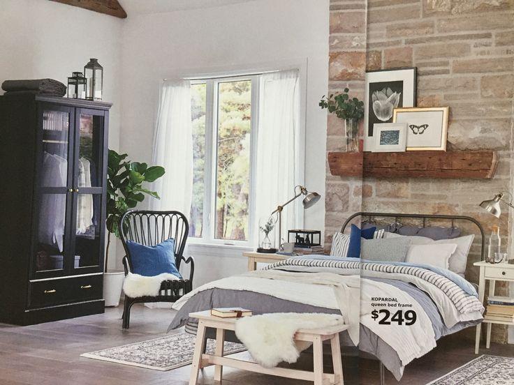 IKEA Kopardal bedframe