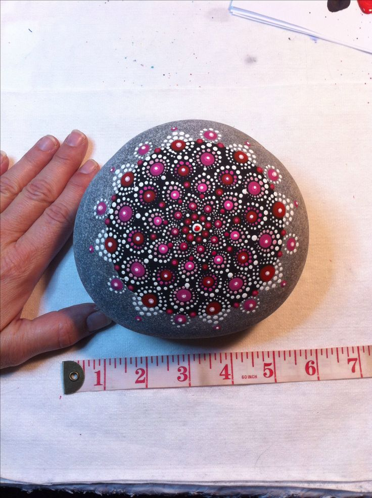 Giant Mandala stone More