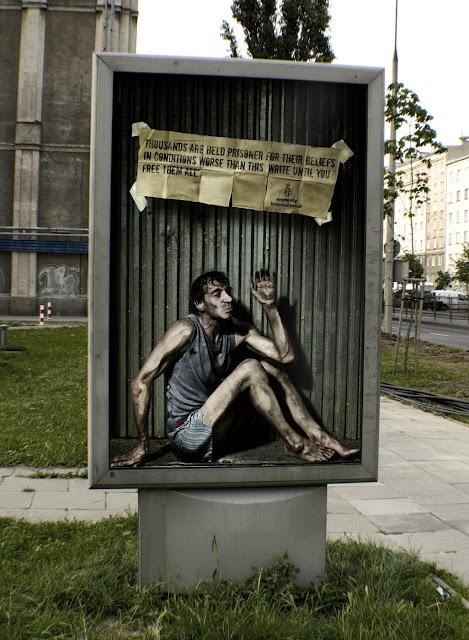 Campaña de amnistia internacional utiliza de forma ...
