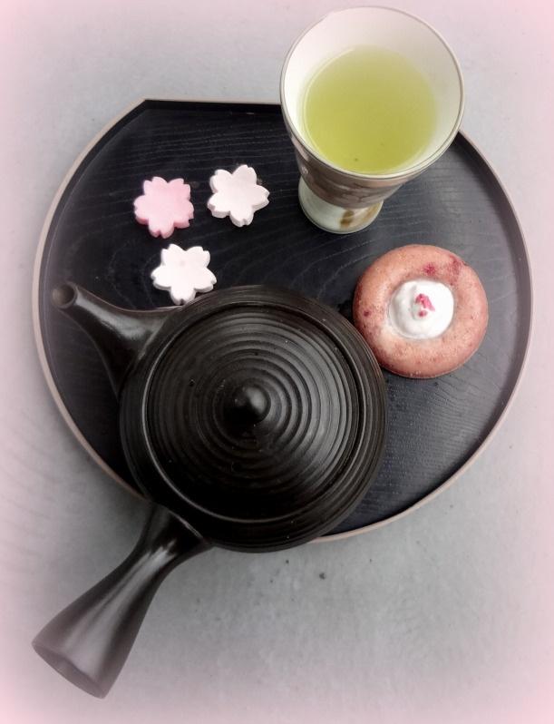 delicious sakura baked donuts (plant based)