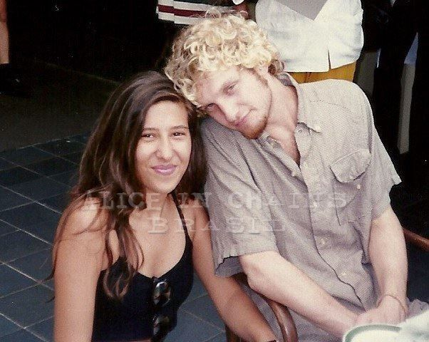 Layne Staley❤️❤️❤️1993... One of my fave pics of him- he's a doll!!