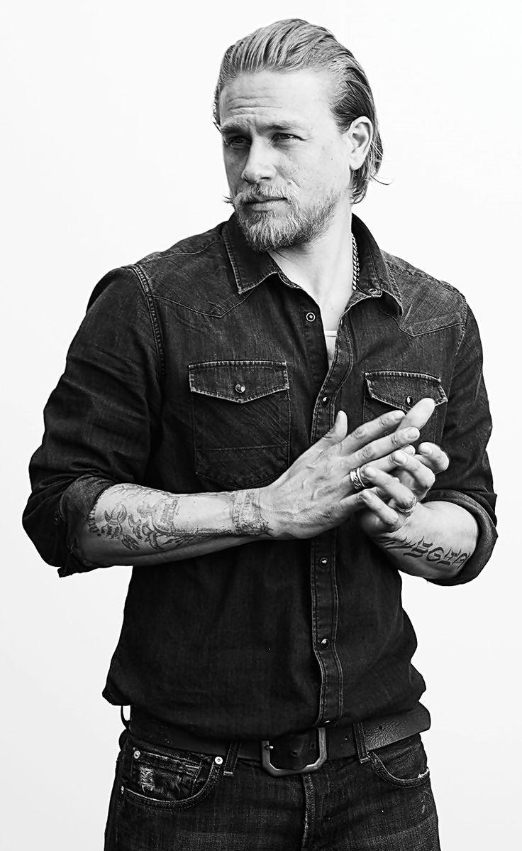 Charlie! Love him, Would totally be okay with marrying him ;) Everyone needs to watch SOA