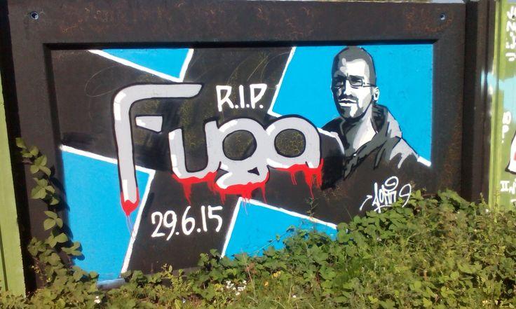 My hometown graffiti photo no.5