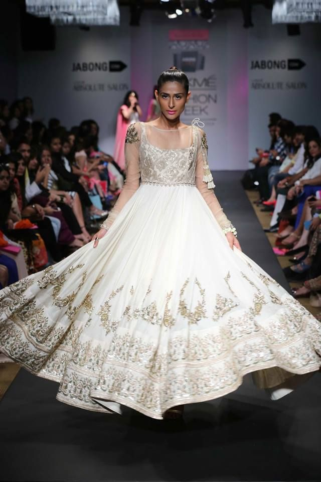 Anushree Reddy Lakme Fashion Week Summer Resort 2014.