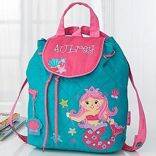 CHECK OUT! Personalized Kids Backpack https://seethis.co/E94DG/ #mermaid #Back2School #backpack #personalized #embroidery #preschooler