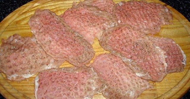 maso po francouzku