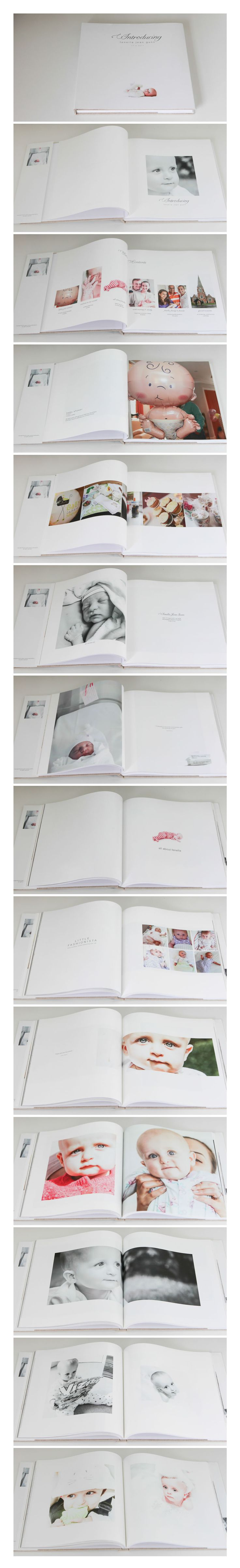 A minimalist photobook we created this summer. We just love the elegance and timelessness of simplicity.