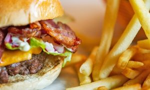 Groupon - Tommi's Burger Joint: Meal and a Drink from £7.49 (Up to 47% Off) in London. Groupon deal price: £7.49