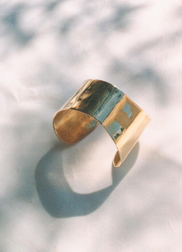 Shape Collection brass bracelet !! B-Tal jewellery!