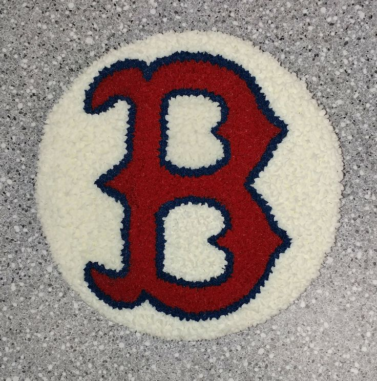 Boston Red Sox Cake by Cupcakes By Flea