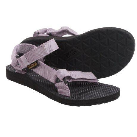 Teva Original Universal Sport Sandals (For Women) in Sea Fog