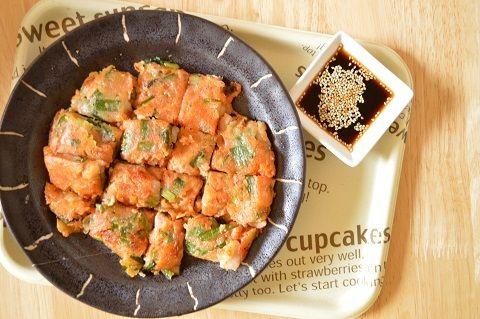 大好きな組み合わせ!簡単「豚キムチチーズチヂミ」 | スイーツ男子の簡単料理レシピ