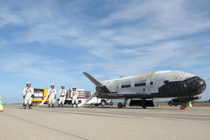 SpaceX set to launch Air Forces spaceplane today just before Hurricane Irma reaches Florida