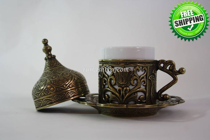 Turkish Coffee Cup   Tulip - Green - http://turkishbox.com/product/turkish-coffee-cup-tulip-green/  #turkishtowels #peshtemals #turkishproducts
