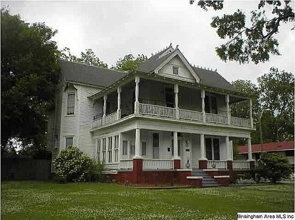 1000 images about old alabama on pinterest queen anne Home builders in birmingham alabama