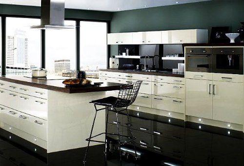 17 best color de la cocina images on pinterest kitchens for Imagenes de cocinas integrales modernas