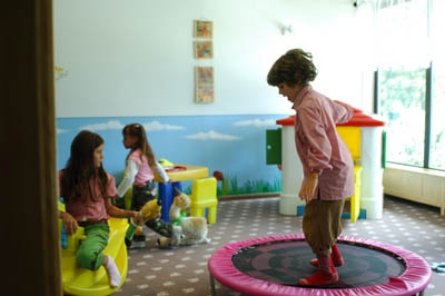 sala giochi per bambini - baby and children's play room