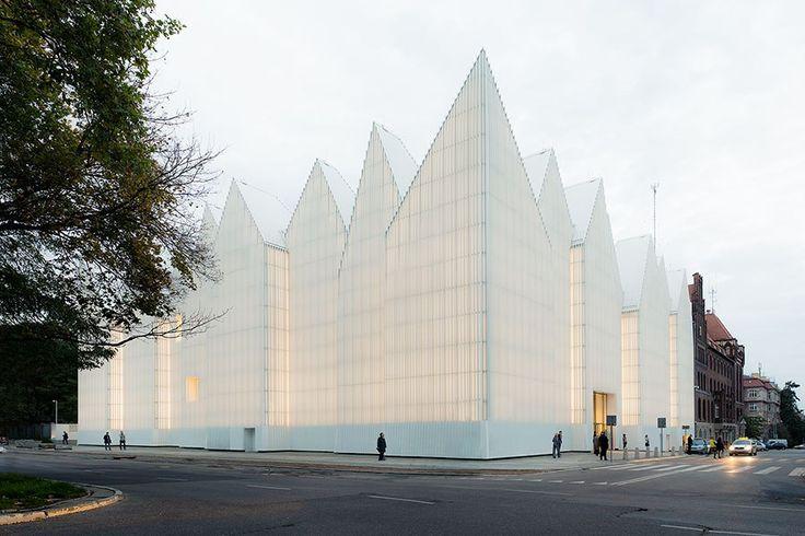 London's Design Museum announces its picks for 2015's best architecture. Here are ten honorees that have us buzzing