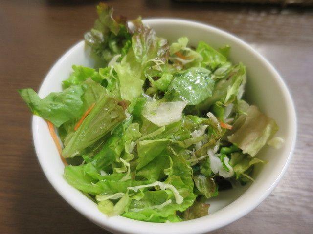 海坊厨 - 料理写真:サラダ