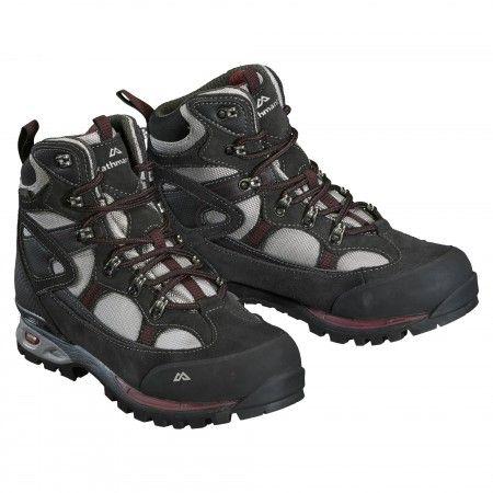 Bealey Women's NGX Hiking Boots - Black/Port