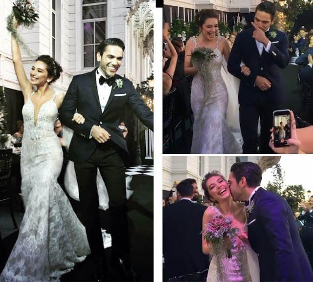 Neslihan Atagül & Kadir Doğulu'nun Düğünü - Neşeli Süs Evim - Ücretsiz Doğum Günü Süsleri