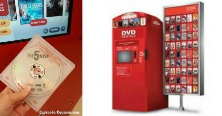 FREE Redbox DVD Rental Code! Thru 4/1