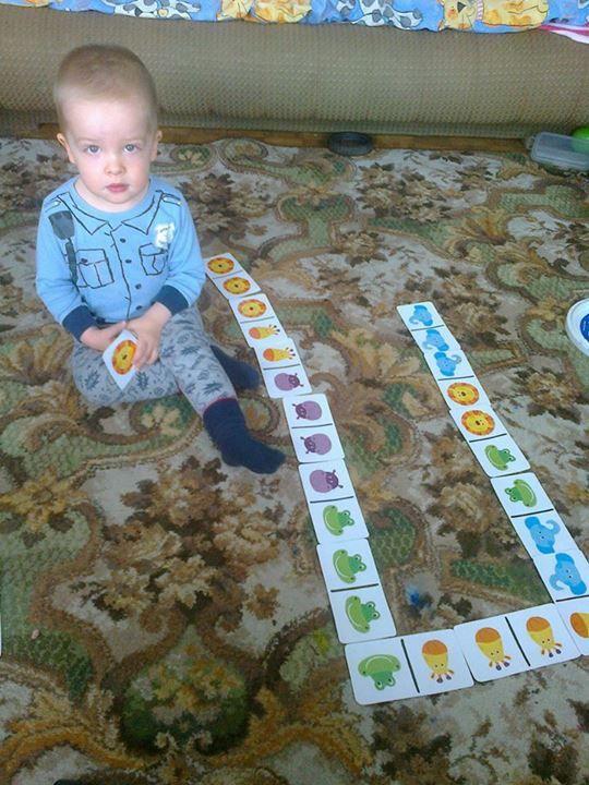 domino handmade