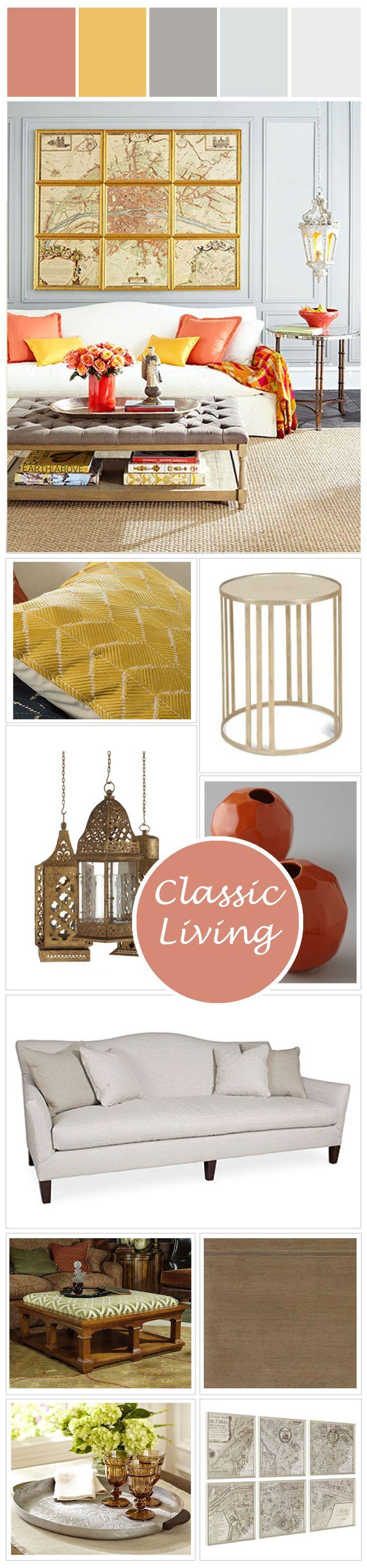 Interior living room color schemes - Interior Living Room Color Schemes 42