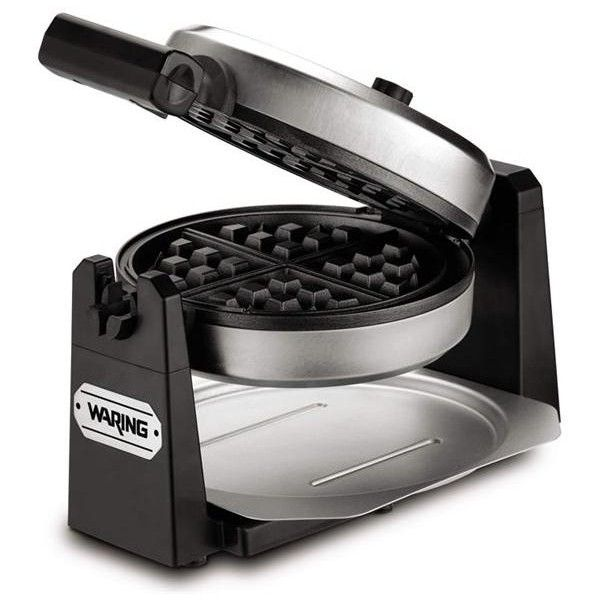 Waring Pro Belgian Waffle Maker ❤ liked on Polyvore featuring home, kitchen & dining, small appliances, waring, waring waffle iron, belgian waffle iron, waring waffle maker and belgian waffle maker