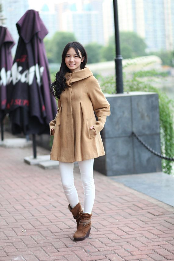 Trendy Cape Top Fashion Looks With Jeans Idea: 22 Best Images About Camel Cape On Pinterest