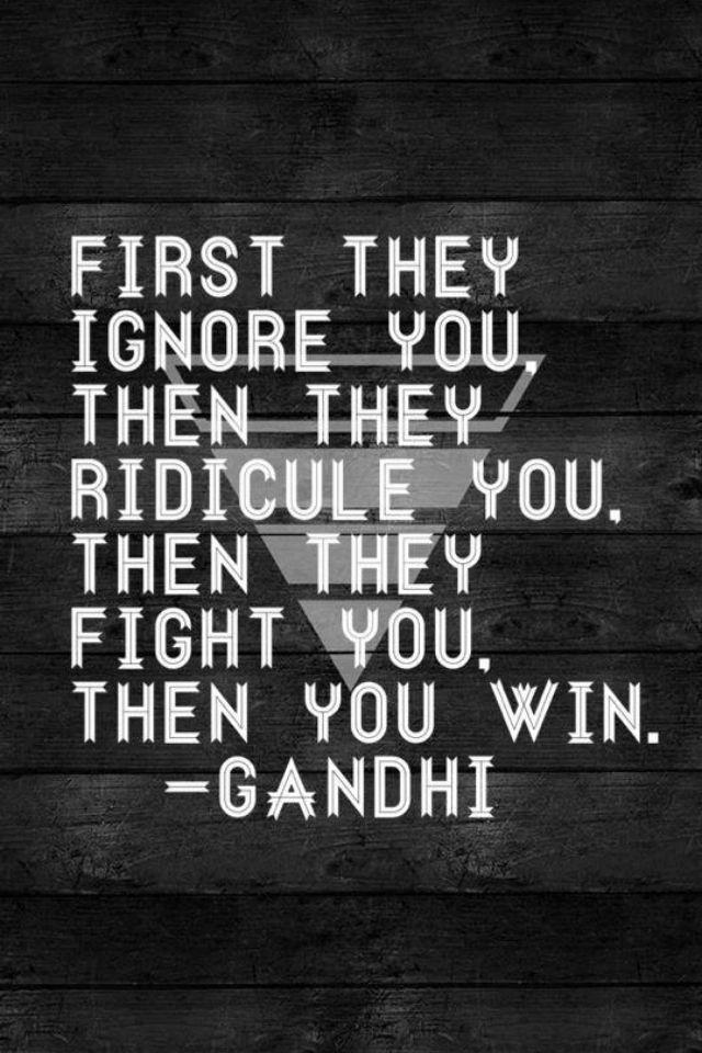 Ghandi quotes
