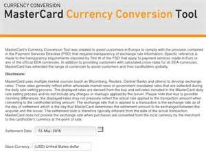 Suche Currency conversion tool. Ansichten 175549.