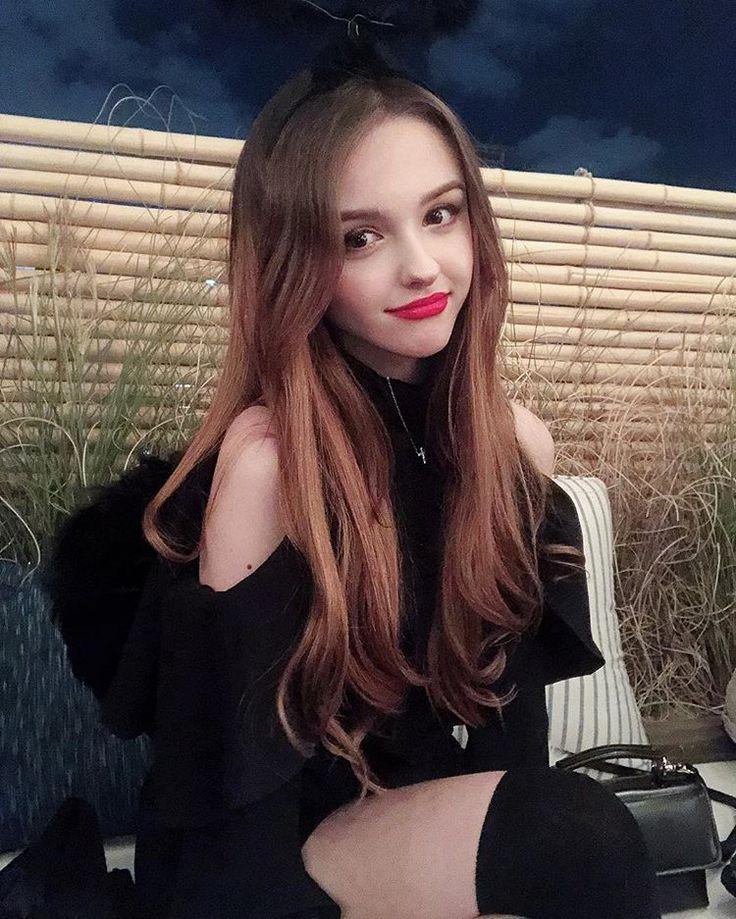 Fallen angel 👼🏻💕 컨셉은 타락천사 Beautiful girl face, Beauty
