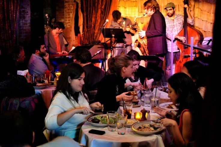 Boston's best spots for a party dinner