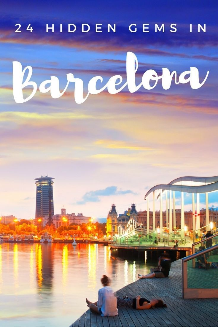 Want good advice about a destination? Find a local. Here are locals' favorite spots in the Spanish city of Barcelona.