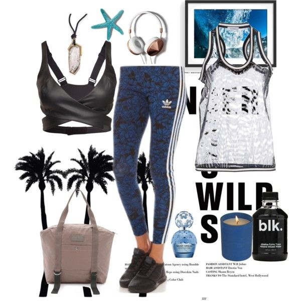 A fashion look from October 2015 featuring Max&Co., adidas tote bags and Lanvin necklaces. Browse and shop related looks.