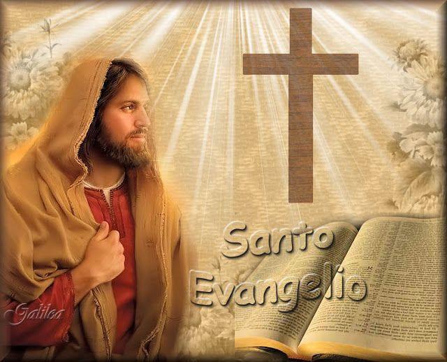 SANTORAL CATOLICO: EL EVANGELIO DE HOY LUNES 11 DE JULIO 2016