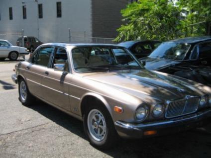 Jaguar Vanden Plas HE