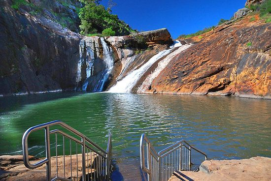 Serpentine Falls! 1 hour drive out of Perth.