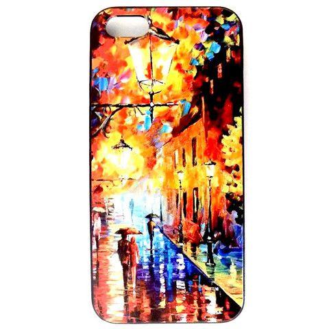 Painting Design Hard Back Case Cover for Apple iPhone 5 5s – Bracevor