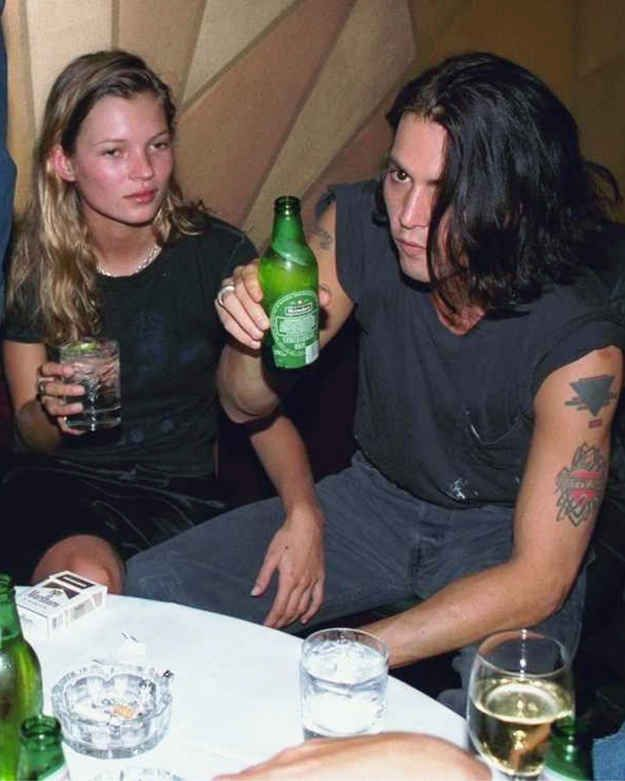 The 22 Most '90s Pictures Of Kate Moss Ever Taken