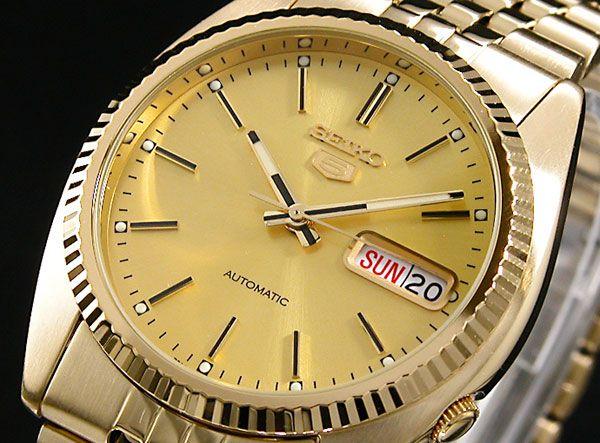 セイコー 5 SEIKO ファイブ 腕時計 自動巻き メンズ SNXJ94K : インポート市場 海外輸入品のオンライン通販