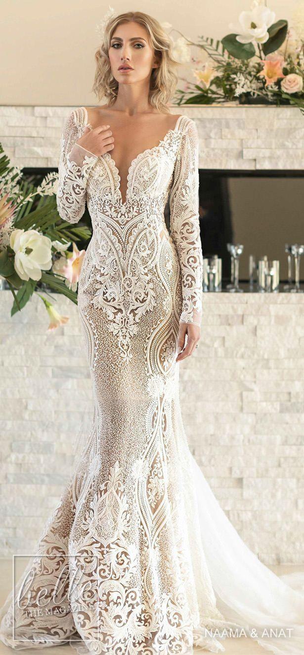 New Romantic Bridal Dresses   Lace wedding dress vintage, Lace ...