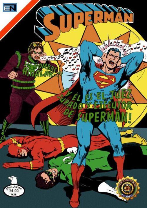 Superman | 8 NÚMS. | CBR | Español http://ift.tt/2gLoLzF