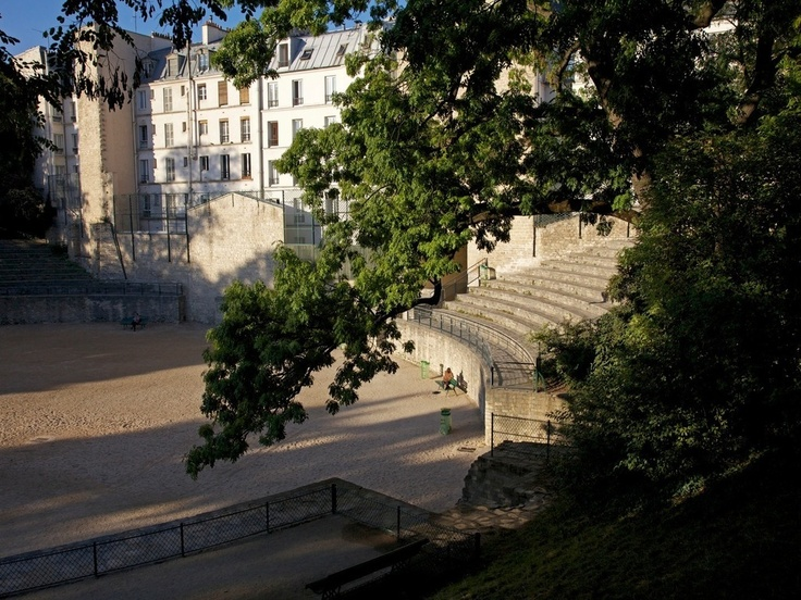 Did You KNOW - The Arènes de Lutèce are among the most important remains from the Gallo-Roman era in Paris (formerly known as Lutèce in French or Lutetia in Latin), together with the Thermes de Cluny. Lying in what is now the Quartier Latin, this amphitheater could once seat 15,000 people, and was used to present gladiatorial combats.