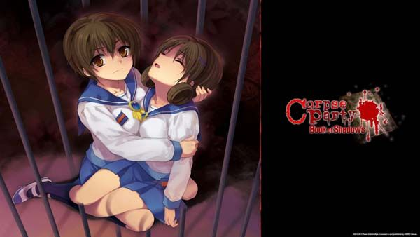 Corpse Party Book Of Shadows Psp Iso Usa Corpse Party Corpse
